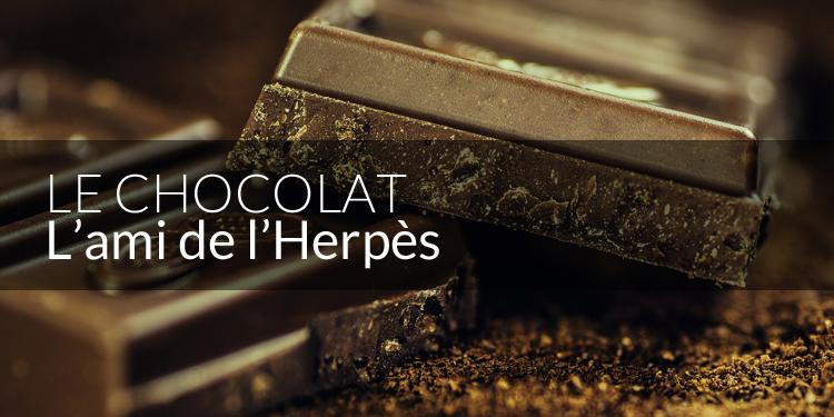 Chocolat herpes